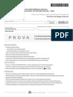 1º Simulado Inss - Técnico Do Seguro Social.