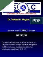 Kuliah Demensia Dr Tumpal 15 Juli 2014 - Copy