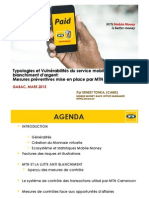Gabac Presentation_mobile Money