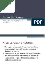 DT Glaukoma