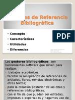Modulo 1 Gestores Bibliograficos