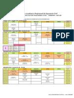 Horario EAPIC 2015 2B Alumnos