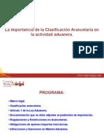 derecho aduanal