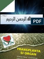 Transplantasi Organ Presentasi