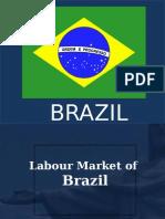 Labour Market of Brazil