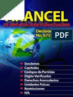 Arancel Marzo 2102