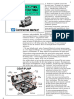 Gear Pumps & Motors Failure Analysis Guide