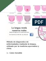 Método de Diagnostico de a Lengua