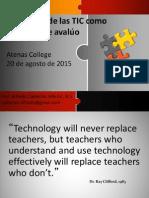 Integrando TIC Como Estrategia Avalúo