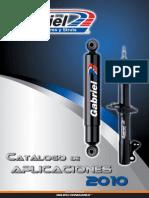 Catálogo 2010 Gabriel