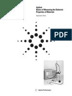 metodos experimentales para medir la permitividad de distintos materiales