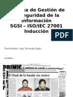 Curso de La Norma ISO 27001.2013