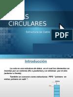 Estructura de Datos - Colas Circulares