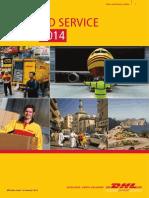 Dhl Express Tariff Guide 2014 Br Pt