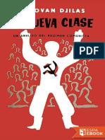 La Nueva Clase - Milovan Djilas