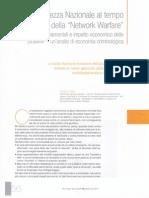 (CARLI) Sicurezza Nazionale - pirateria - NETWORK WARFARE.pdf