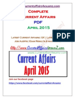 CA4Examz April 2015 Complete PDF