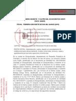 3 Escritura de Constitucion de Rendoc 2015 Correcto