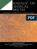 Anthology Of Classical Myth Trzaskoma