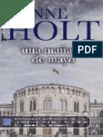 (Vik Y Stubo 03) Una Manana de - Anne Holt