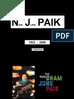 Nam June Paik (RW)