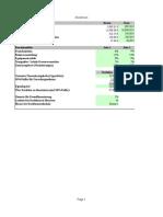 Finanz Plan