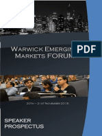 WEMF 2015 Speaker Prospectus