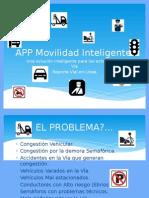 App Movilidad Inteligente