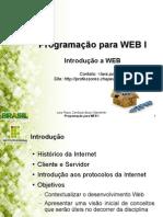 Aula 01 - Introdução a Web