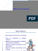 CDMA 1X Air Interface