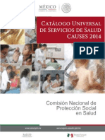 Causes 2014