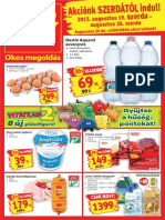 akciosujsag.hu - Penny Market, 2015.08.19-08.26
