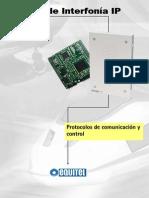 Protocolo Comunicaciones Familia E400 EQUITEL Ed 1.0