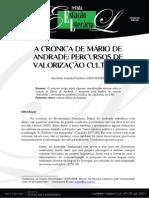 Mario de Andrade - ensaio