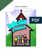 Iglesia o Religión