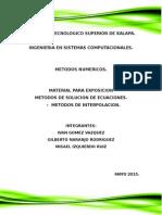 Tema 1 Interpolacion.