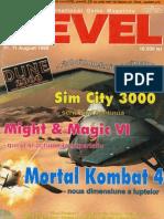 Level 1998-08 (Nr. 11)