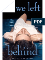 All We Left Behind Excerpt