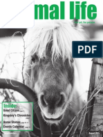 Animal Life Online August 2015