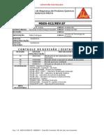 Igolflex Preto Msds 012 07