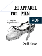 Ballet Apparel for Men