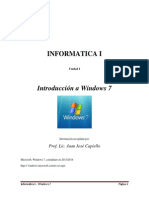 Informatica 1 - Modulo 1