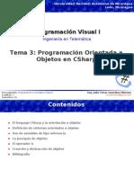 3-Programación Orientada a Objetos en CSharp