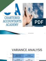 Caa f5 Variances 2014