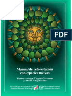 Manual Detallado de Reforestacion