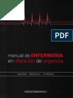 Manual de Enfermería en Atención de Urgencias