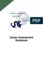Career Assessment Workbook