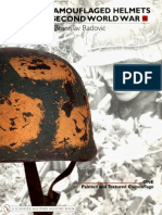 German Camouflaged Helmets of the Second World War Vol.1 (Schiffer Military History)
