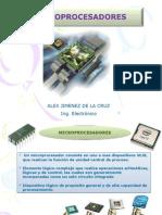 Caracteristicas Del Microprocesador