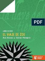 El Viaje de Zoe - Javier Pelegrin